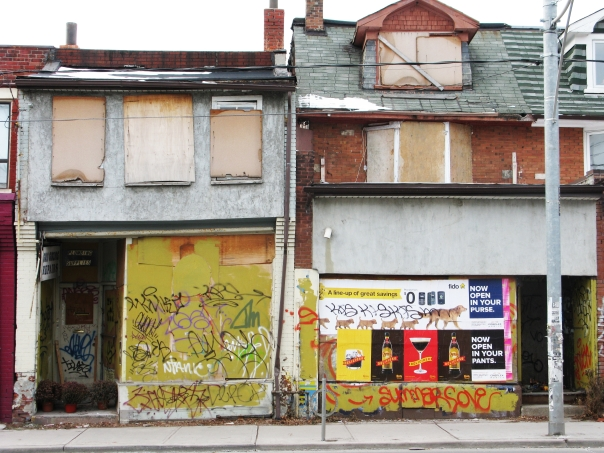 1000-1002 Bathurst Street, formerly Spector's Hardware and Plumbing Supply
