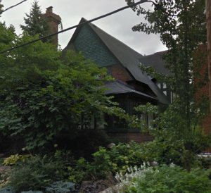 Eden Smith's home at 267 Indian Road | Image credit Google Street View