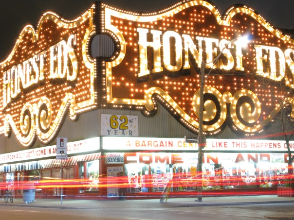With the demolition of Honest Ed's inevitable, the fate of the famous sign is unknown