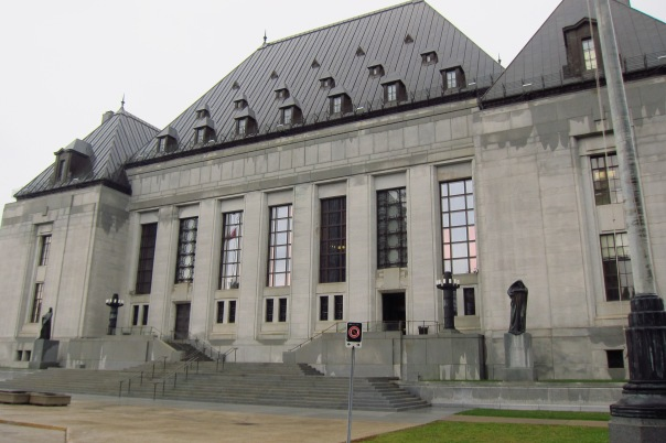The Supreme Court of Canada's hearing on Senate Reform start November 12, 2013 at 9:30AM